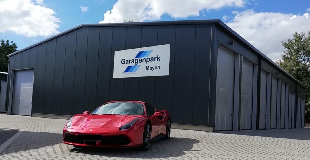 Garagenpark-Mayen